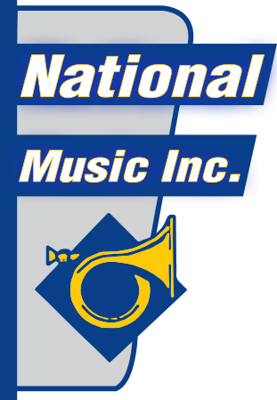King Trumpets National Music Inc Marching Band Musical Instruments