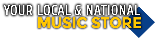 Local and National Music Store in Woburn, MA