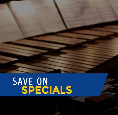 Woburn Music Store Specials