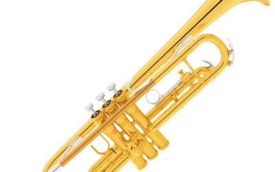 King 601 Trumpet – $656.00