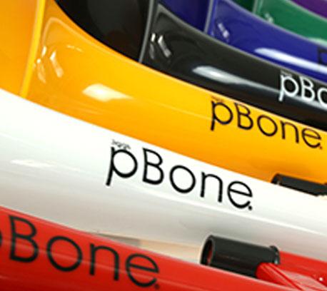 pBone Plastic Trombone – $149